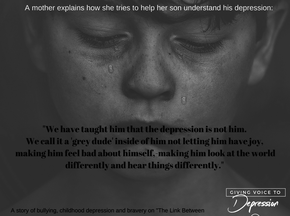 The Link Between Childhood Trauma and Depression; One Family's Story